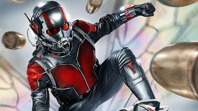 Ant-Man ends Phase Two of the Avengers movies timeline.