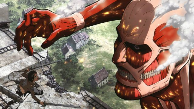 Warner Bros. Eyes Attack On Titan Movie from Harry Potter Producer