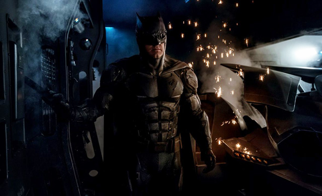 Affleck Says He Won't Do Batman Movie If Script Isn't Great
