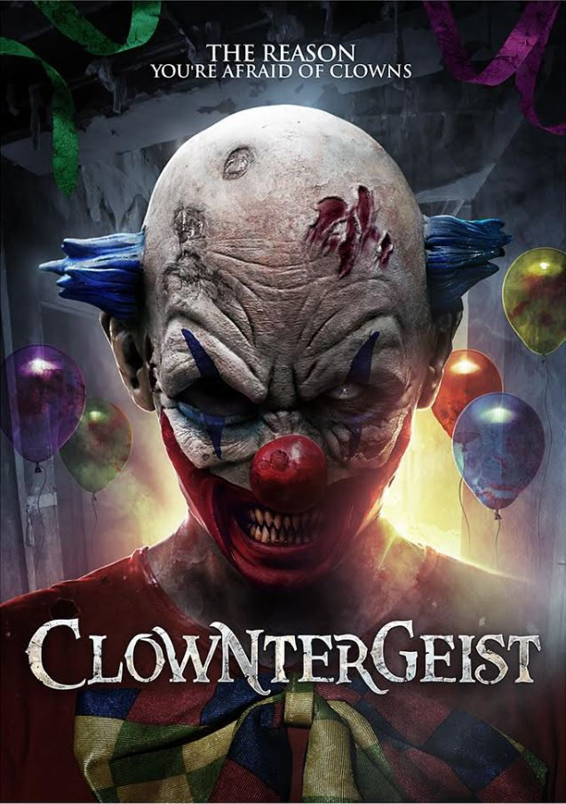 Clowntergeist Trailer Brings Greasepaint and Gore