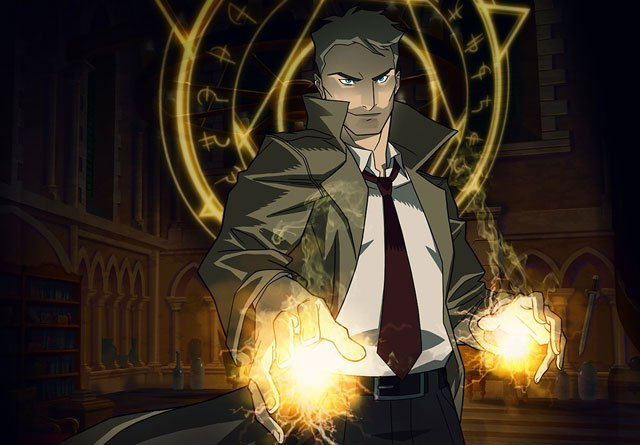 Constantine Animated Series Coming to CW Seed