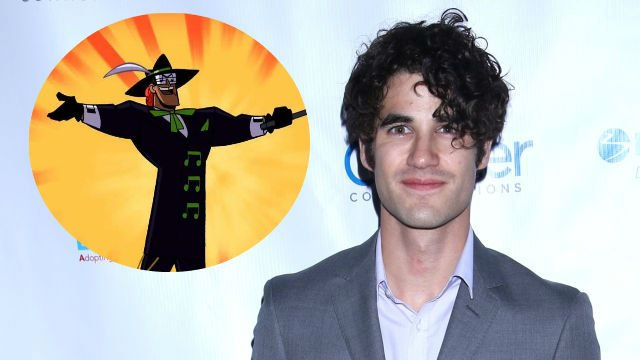 Darren Criss Cast as Music Meister in Supergirl/The Flash Musical Episode