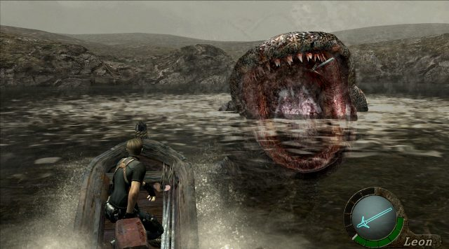 Del Lago is another terrifying entry in our Resident Evil bosses guide.