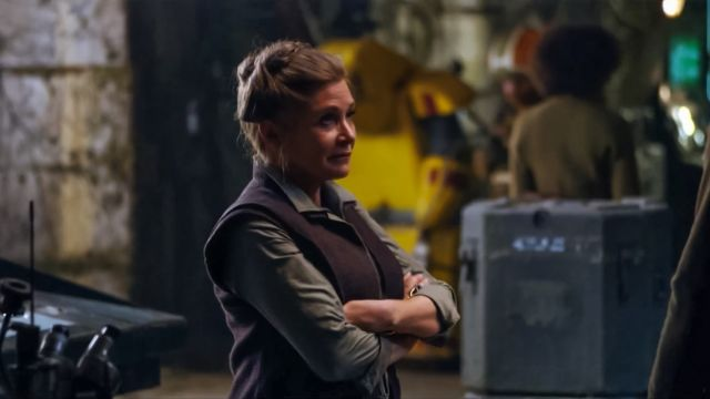 Lucasfilm Exploring Options for Leia Character After Carrie Fisher's Passing