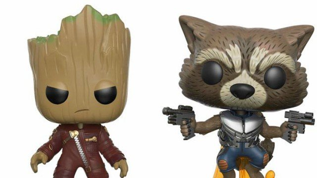 Adorable Guardians of the Galaxy Vol. 2 Toys Revealed