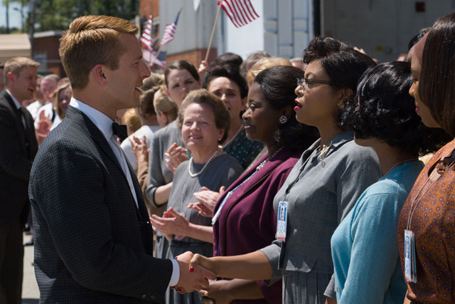 Hidden Figures Topping Four-Day Holiday, Rogue One Approaching $  1B