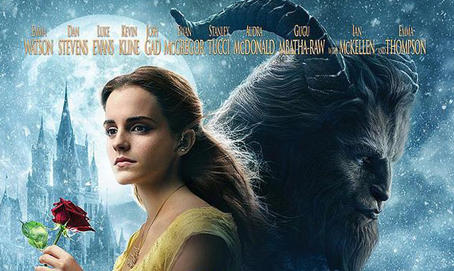 Two International Beauty and the Beast Posters
