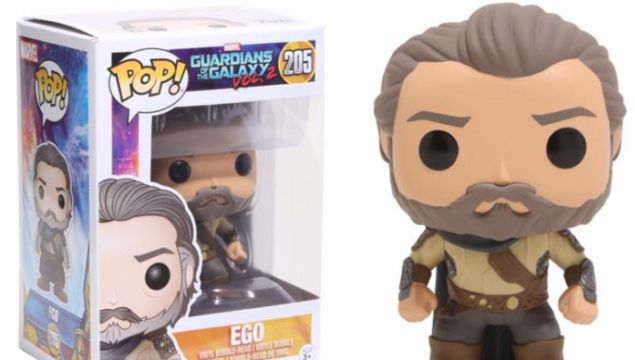 Ego the Living Planet from Guardians of the Galaxy Vol. 2 Gets a Cute Toy
