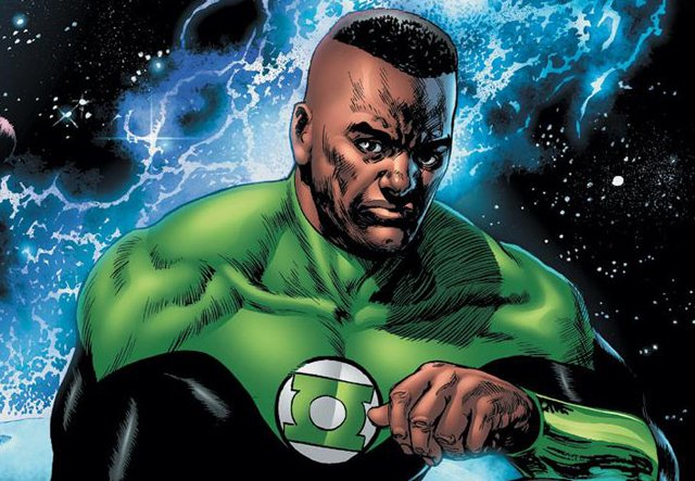 Black Panther Star Sterling K. Brown Wants to Play Green Lantern Too