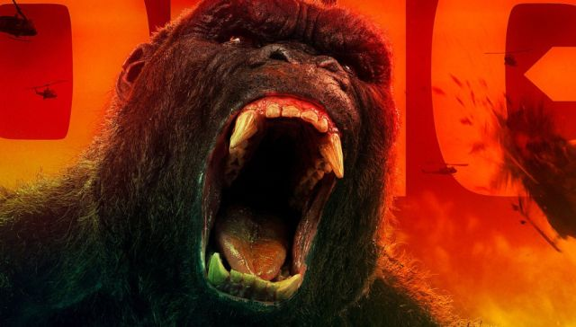 Get a Fist Full of Kong in Another Kong: Skull Island Banner