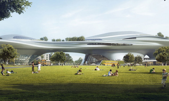 George Lucas Museum to be Built in Los Angeles