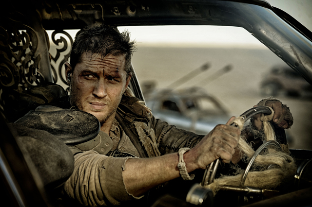 Mad Max Sequels: Tom Hardy Wants Back in the Driver's Seat