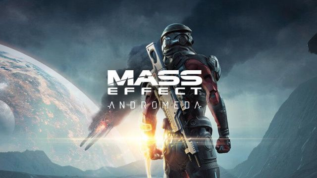 Mass Effect: Andromeda Gameplay Footage from CES