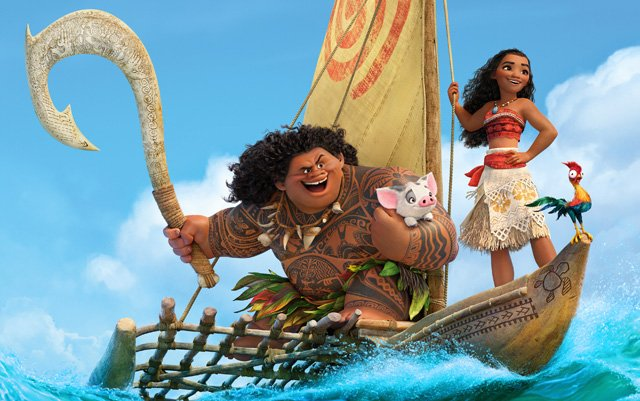 Moana Sing-Along Version, Digital and Blu-ray Releases Announced