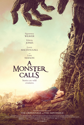 A Monster Calls review at ComingSoon.net