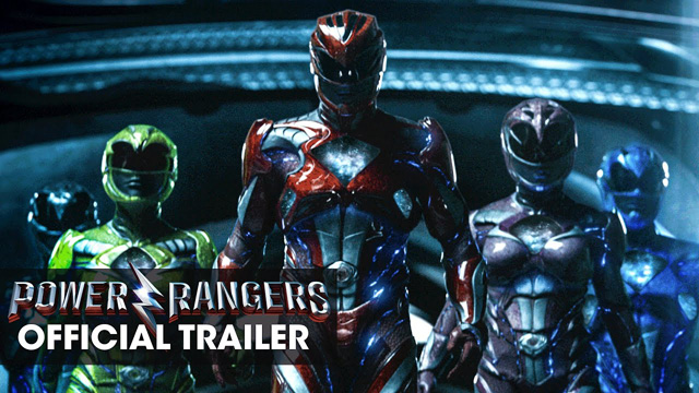 It's Morphin' Time in the New Power Rangers Trailer!