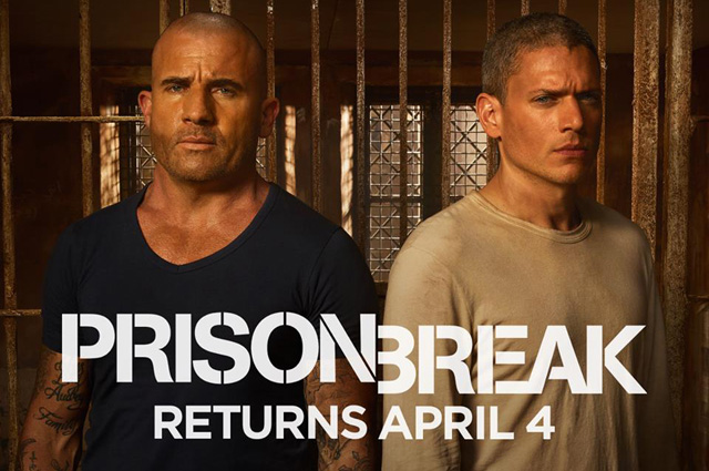 New 'Prison Break' trailer brings back Wentworth Miller's Michael Scofield