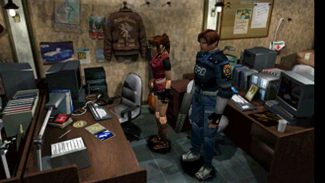 The Resident Evil game guide continues with Resident Evil 2.