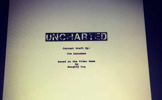 Uncharted Movie Script is Ready to Go!