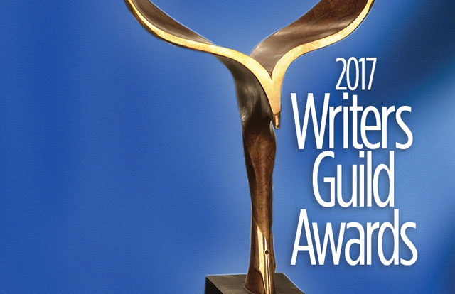 2017 Writers Guild Awards Winners Announced