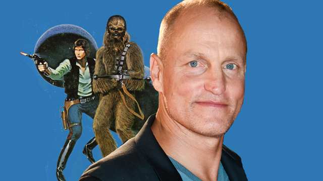 Woody Harrelson looks to be joining the Han Solo movie cast!