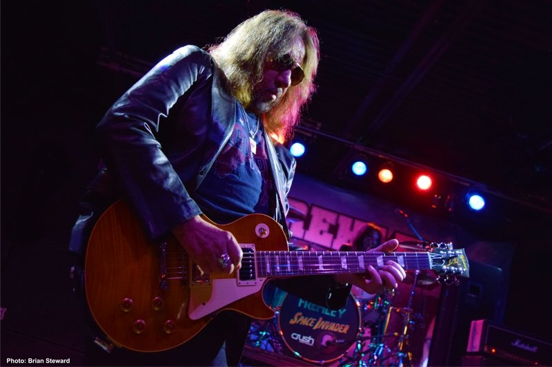 27 Exclusive Ace Frehley Concert Photos