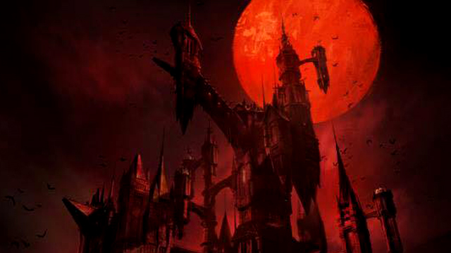 Take a first look at the upcoming Castlevania series!