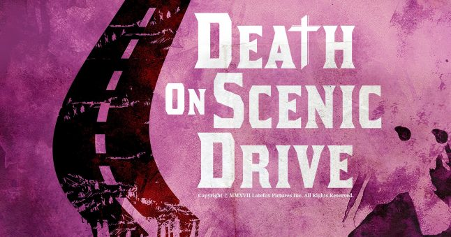 Filmmaker Gabriel Carrer releases the teaser poster for his new horror film Death on Scenic Drive.