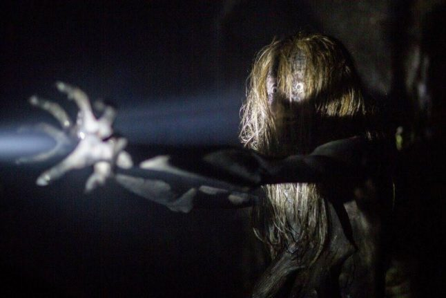 Don't Knock Twice Blu-ray Review