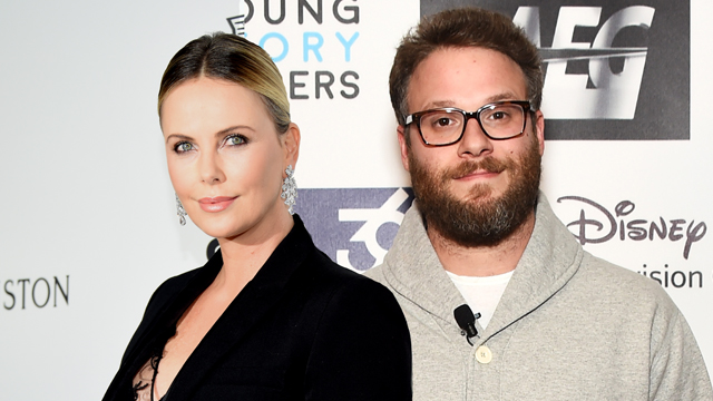 Flarsky will team Seth Rogen and Charlize Theron.