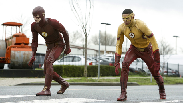 Untouchable: New Photos From Next Week's The Flash