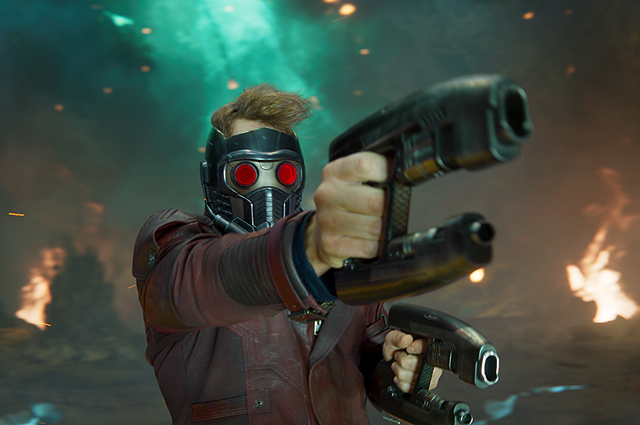 Guardians 2 Trailer Tuesday and First Ego the Living Planet Photo.