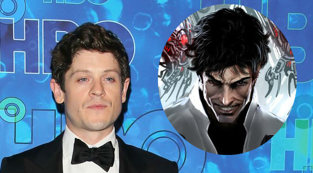 Game of Thrones Star Iwan Rheon Joins Marvel's Inhumans
