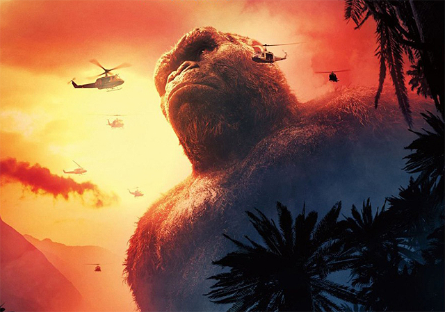 New Skull Island Posters Show a Larger Than Life Kong