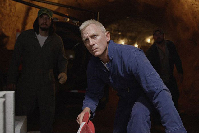 First Logan Lucky Photo Featuring Craig, Tatum and Driver