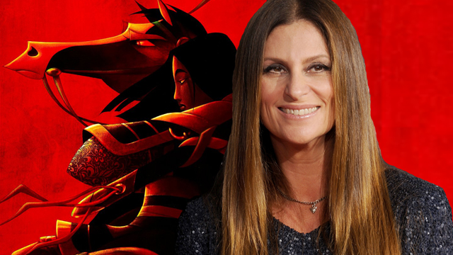 Whale Rider's Niki Caro will take on Disney's live action Mulan movie. She's only the second woman to ever direct a film budgeted over $100 million.