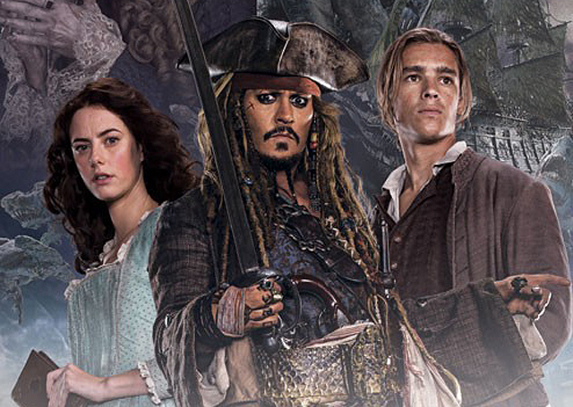 New Pirates 5 Posters Yo Ho Ho Their Way Online