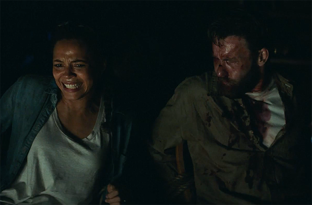 Joel Edgerton in the It Comes at Night Trailer