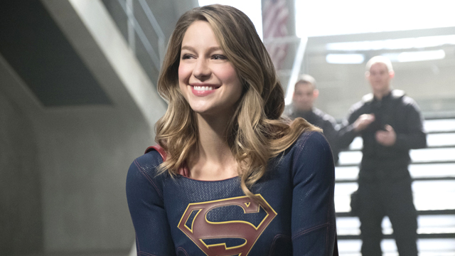 Check out new photos from Supergirl Homecoming.