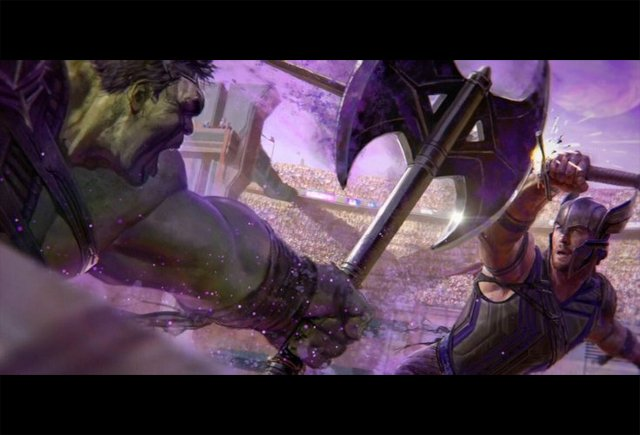 New Thor: Ragnarok Concept Art and Team Thor Video
