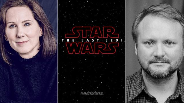 Kathleen Kennedy and Rian Johnson Confirmed for Star Wars Celebration 2017