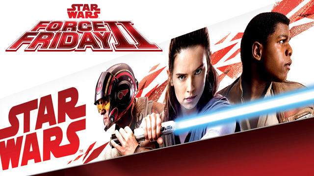 Force Friday II Announcement Gives First Look at Star Wars: The Last Jedi