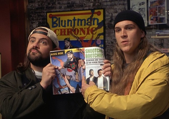 Kevin Smith Set to Make Jay and Silent Bob Reboot