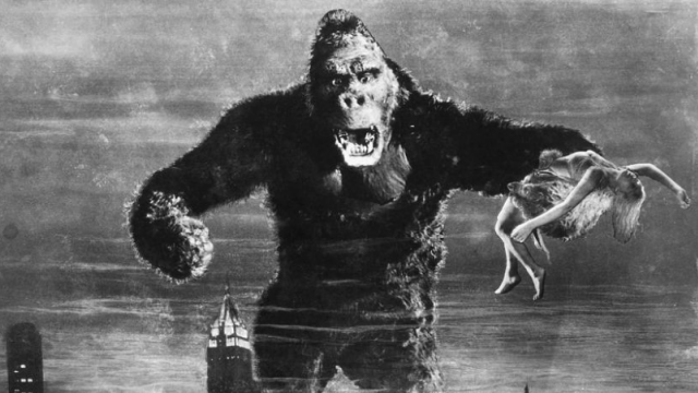 The King Kong movies guide begins with the 1933 original!