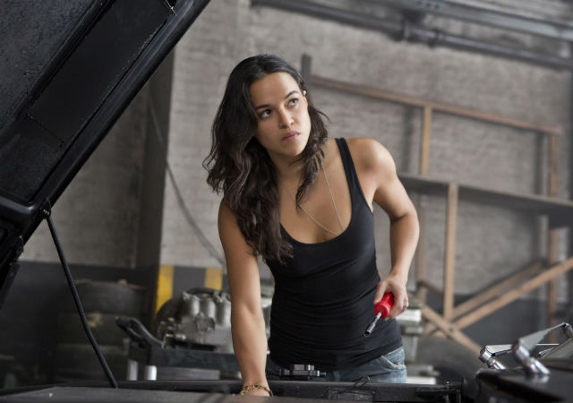 Michelle Rodriguez is set to star alongside Viola Davis in Steve McQueen's Widows movie, a feature film version of the 1983 British crime miniseries.