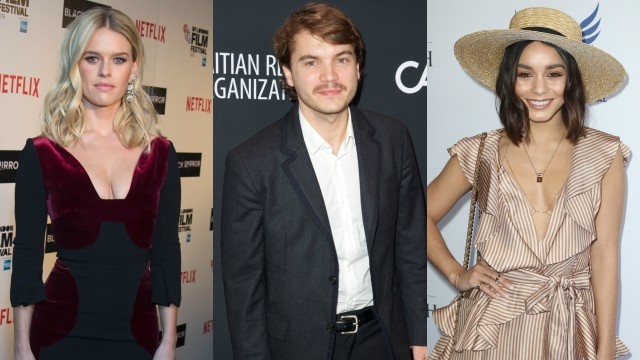 Alice Eve, Emile Hirsch, and Vanessa Hudgens Join The Pre-Nup