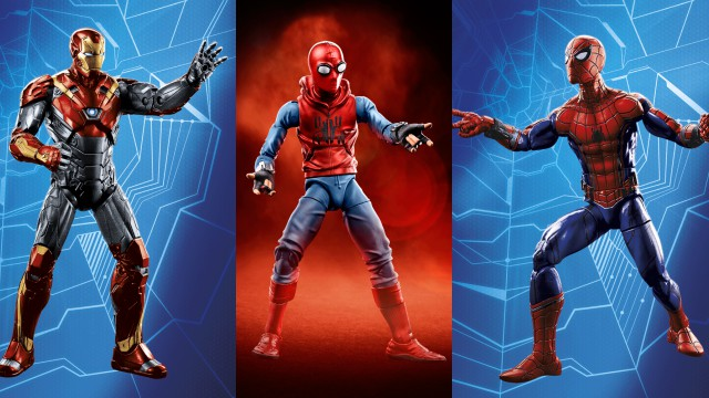 Exclusive: Spider-Man: Homecoming Marvel Legends Revealed!