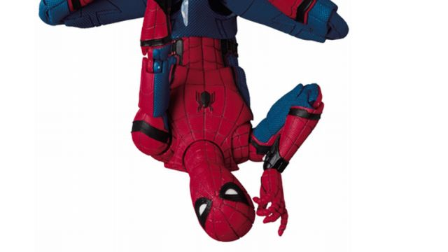 New Spider-Man: Homecoming Action Figure Does Whatever A Spider Can