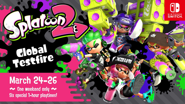 Free Splatoon 2 Preview Coming for Nintendo Switch Owners