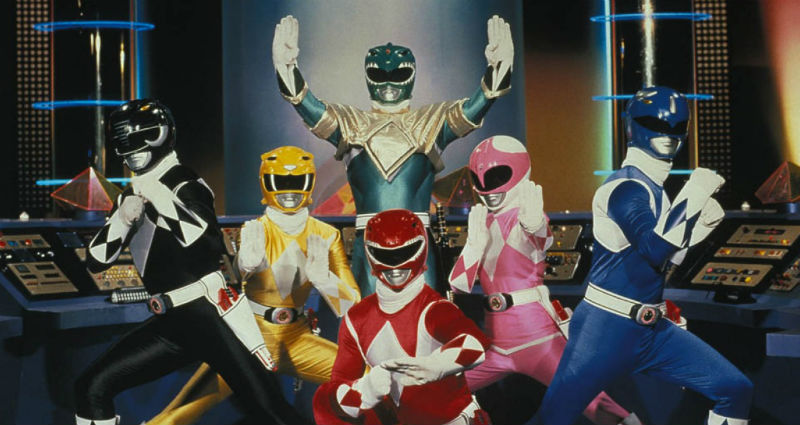Catch up with the Power Rangers TV Shows before the film is released on March 24, 2017. Which of the Power Rangers TV shows are your favorites?